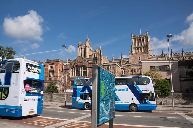 dvoupodlažní autobusy