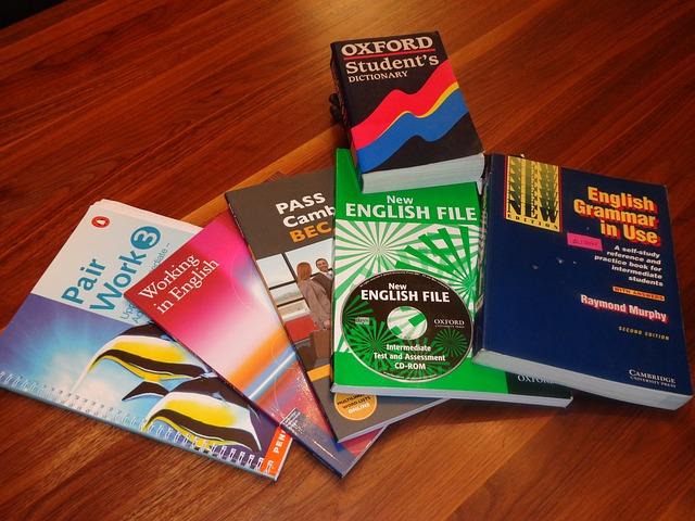 školní knihy