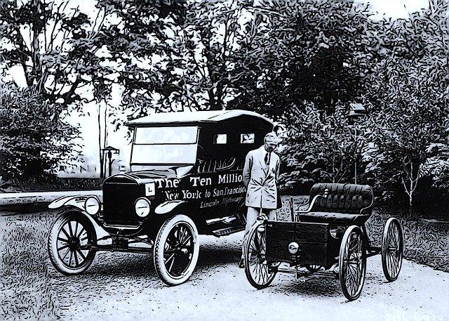 automobily henryho forda