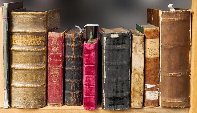 historické knihy