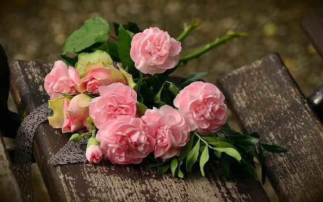 kytky na lavici