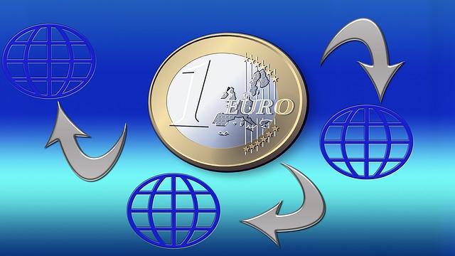 směnný kurz peněz