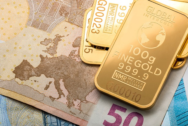 eura a zlato